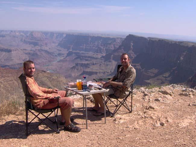 Gunter und Klaus bei offroad 4x4 Weltreise